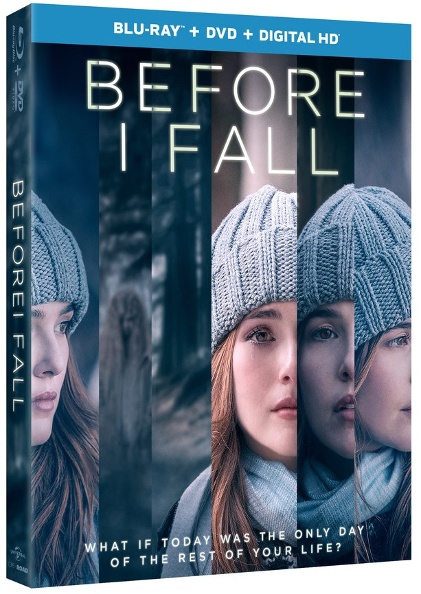 BEFORE I FALL Blu-ray