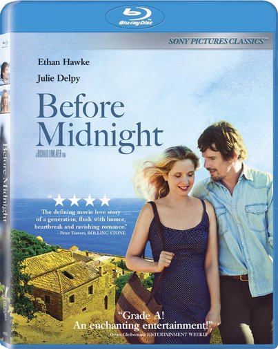 Before Midnight Blu-ray