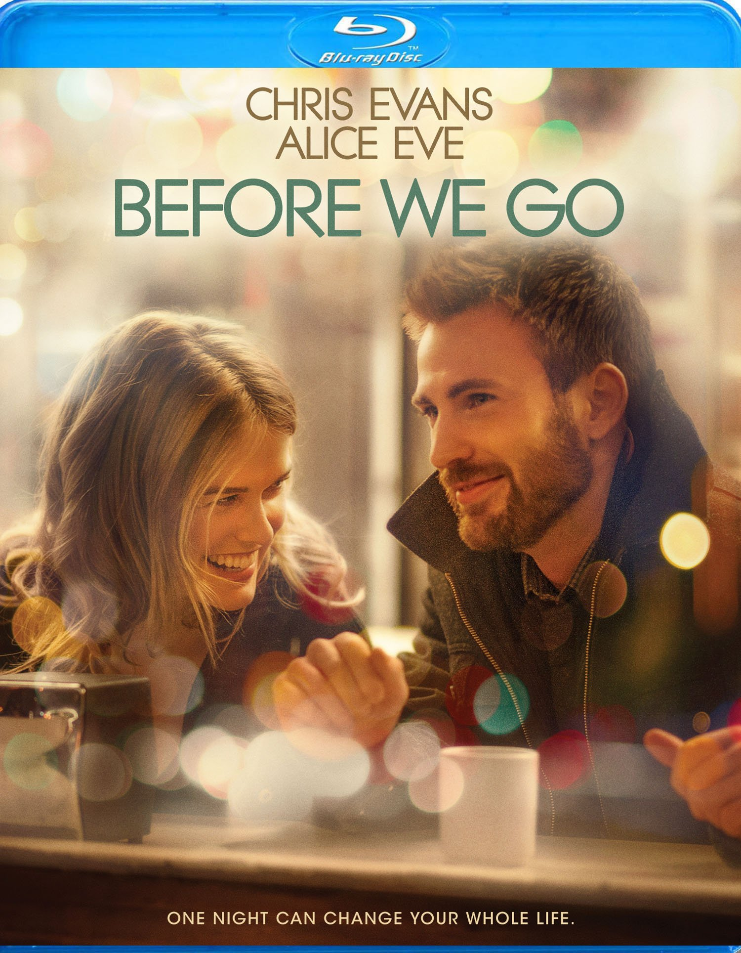 Before We Go Blu-ray Review