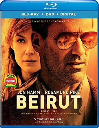 BEIRUT Blu-ray