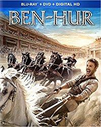 Ben Hur (Blu-ray + DVD + Digital HD)