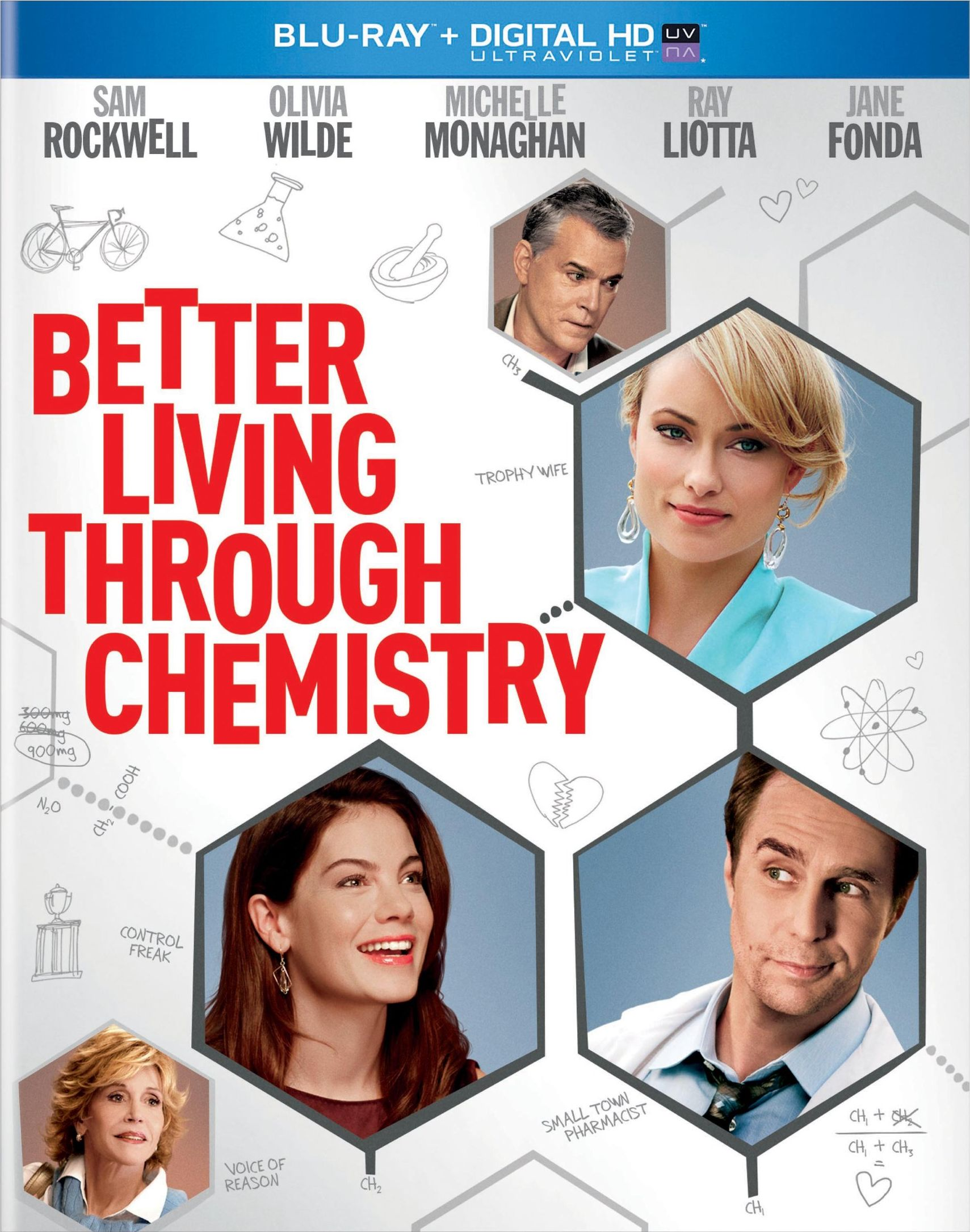 Better Living Through Chemistry Blu-ray Review