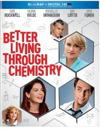 Better Living With Chemistry Blu-ray