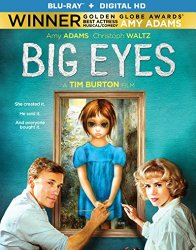 Big Eyes (Blu-ray + DVD + Digital HD)