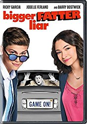 Bigger Fatter Liar DVD