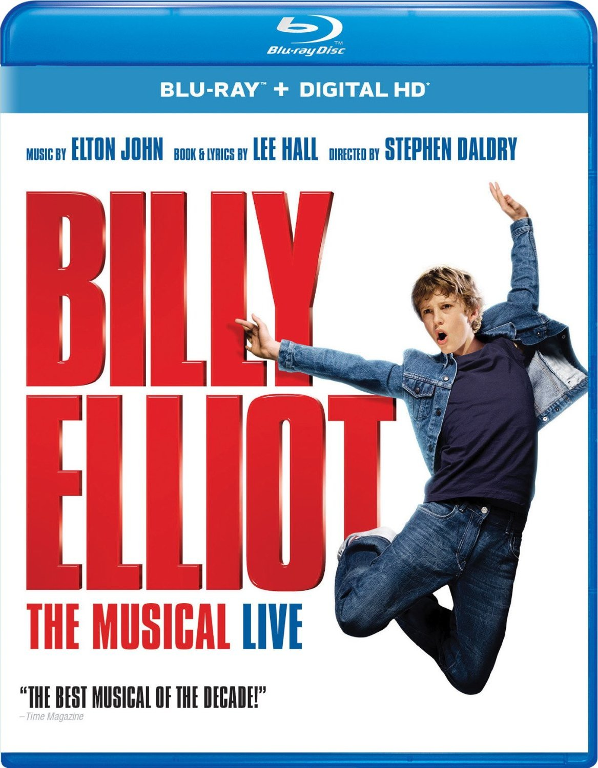 Billy Elliot The Musical Live Blu-ray Review