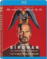 Birdman (Blu-ray + DVD + Digital HD)