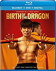 Birth of The Dragon (Blu-ray + DVD + Digital HD)