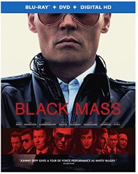 Black Mass (Blu-ray + DVD + Digital HD)