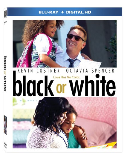 Black or White Blu-ray Review