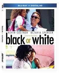 Black or White (Blu-ray + DVD + Digital HD)