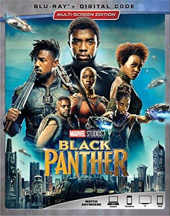 Black Panther(Blu-ray + DVD + Digital HD)
