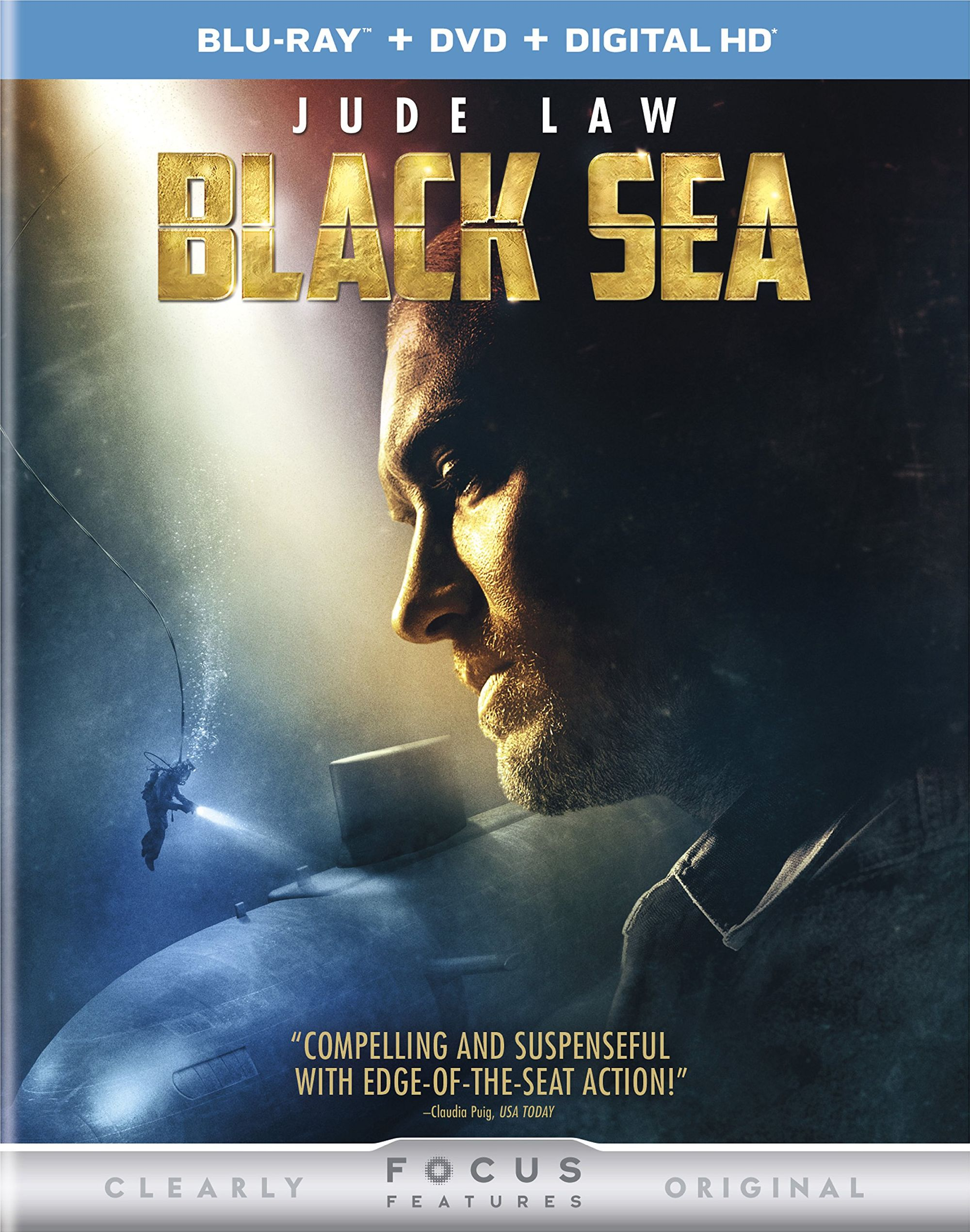 Black Sea Blu-ray Review
