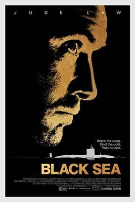Black Sea Poster
