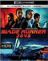 Blade Runner 2049 (Blu-ray + DVD + Digital HD)