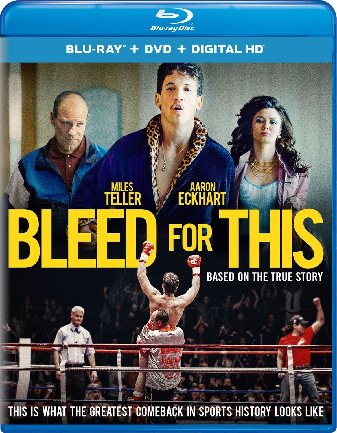 Bleed for This Blu-ray Review