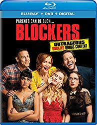 Blockers (Blu-ray + DVD + Digital HD)
