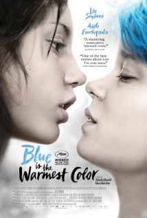Blue is the warmest color Blu-ray