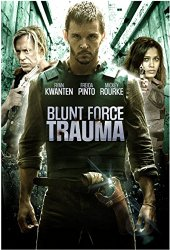 Blunt Force Trauma Blu-ray Cover