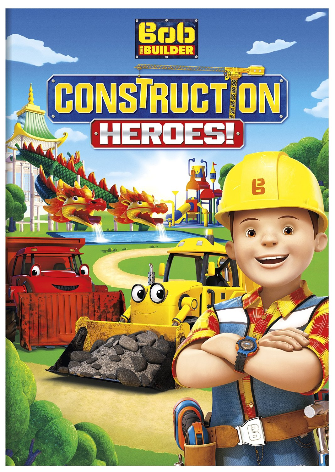 Bob The Builder: Construction Heroes DVD Review