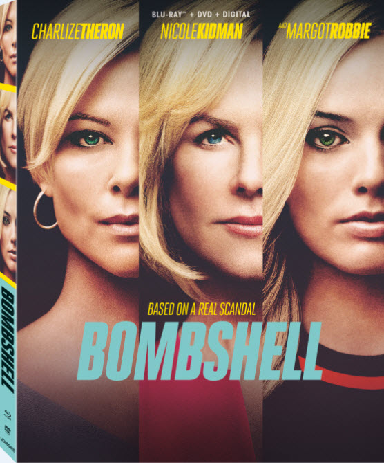 Bombshell Blu-ray Review