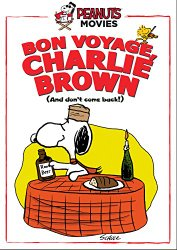 Bon Voyage Charlie Brown Cover