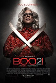 Boo 2 Blu-ray Cover