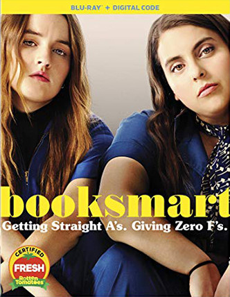 Booksmart (Blu-ray + DVD + Digital HD)