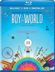 Boy and The World Blu-ray Cover