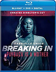 Breaking In(Blu-ray + DVD + Digital HD)