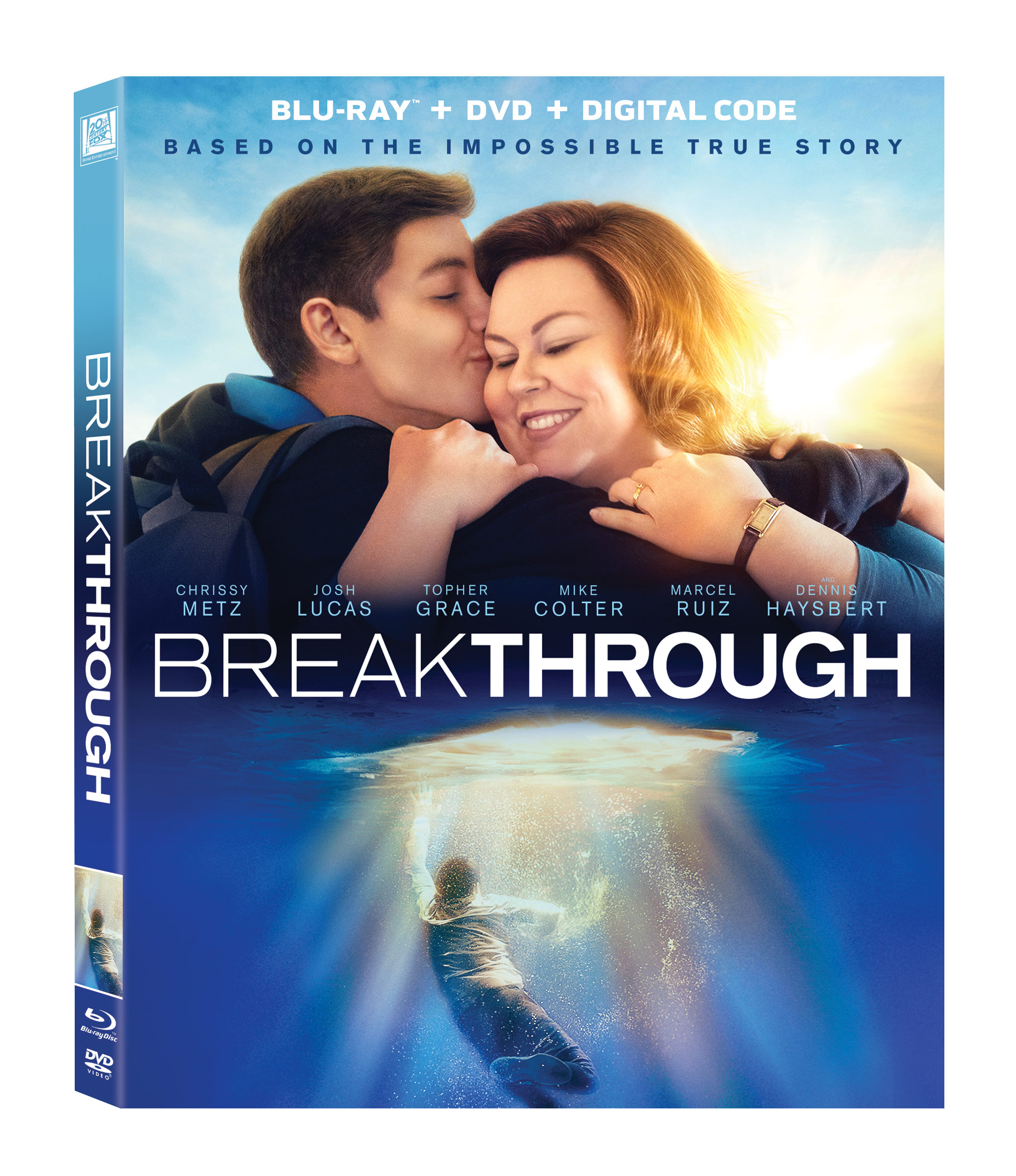 BreakThrough Blu-ray Review