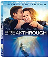Breakthrough (Blu-ray + DVD + Digital HD)