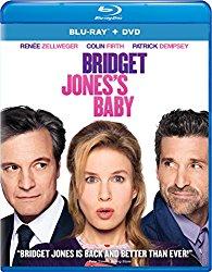 Bridget Jones's Baby Blu-ray