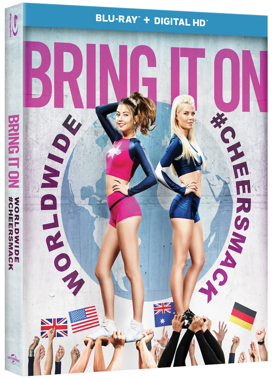 BRING IT ON WORLDWIDE #CHEERSMACK Blu-ray