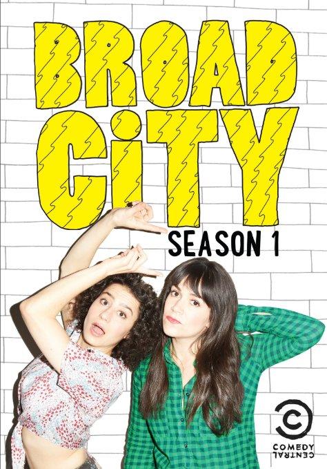 Broad City Season 1  (Blu-ray + DVD + Digital HD)