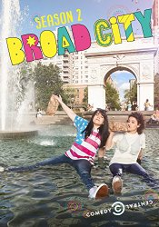 broad-city-season-2 Blu-ray Cover