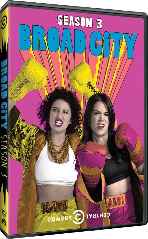 Broad City Season Three DVD Review