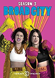 Broad City Season 3(Blu-ray + DVD + Digital HD)
