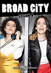 Broad City season 4 (Blu-ray + DVD + Digital HD)