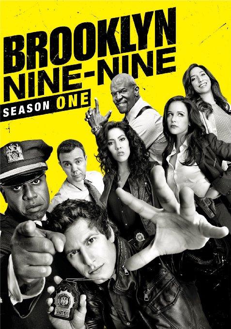 Brooklyn Nine Nine Season One (Blu-ray + DVD + Digital HD)
