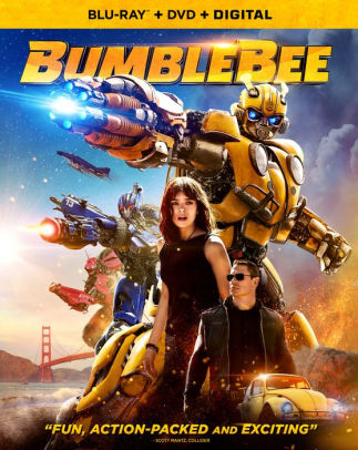 Bumblebee (Blu-ray + DVD + Digital HD)