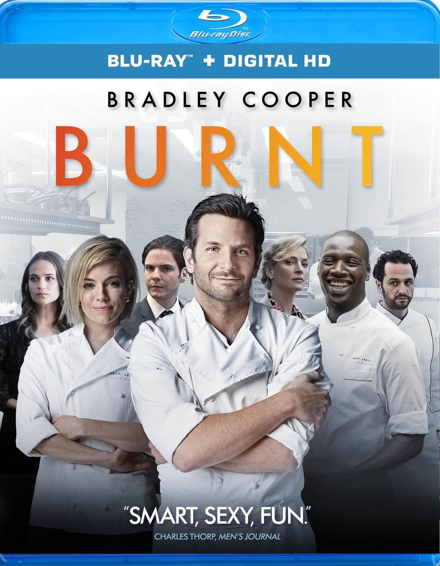 Burnt Blu-ray Review