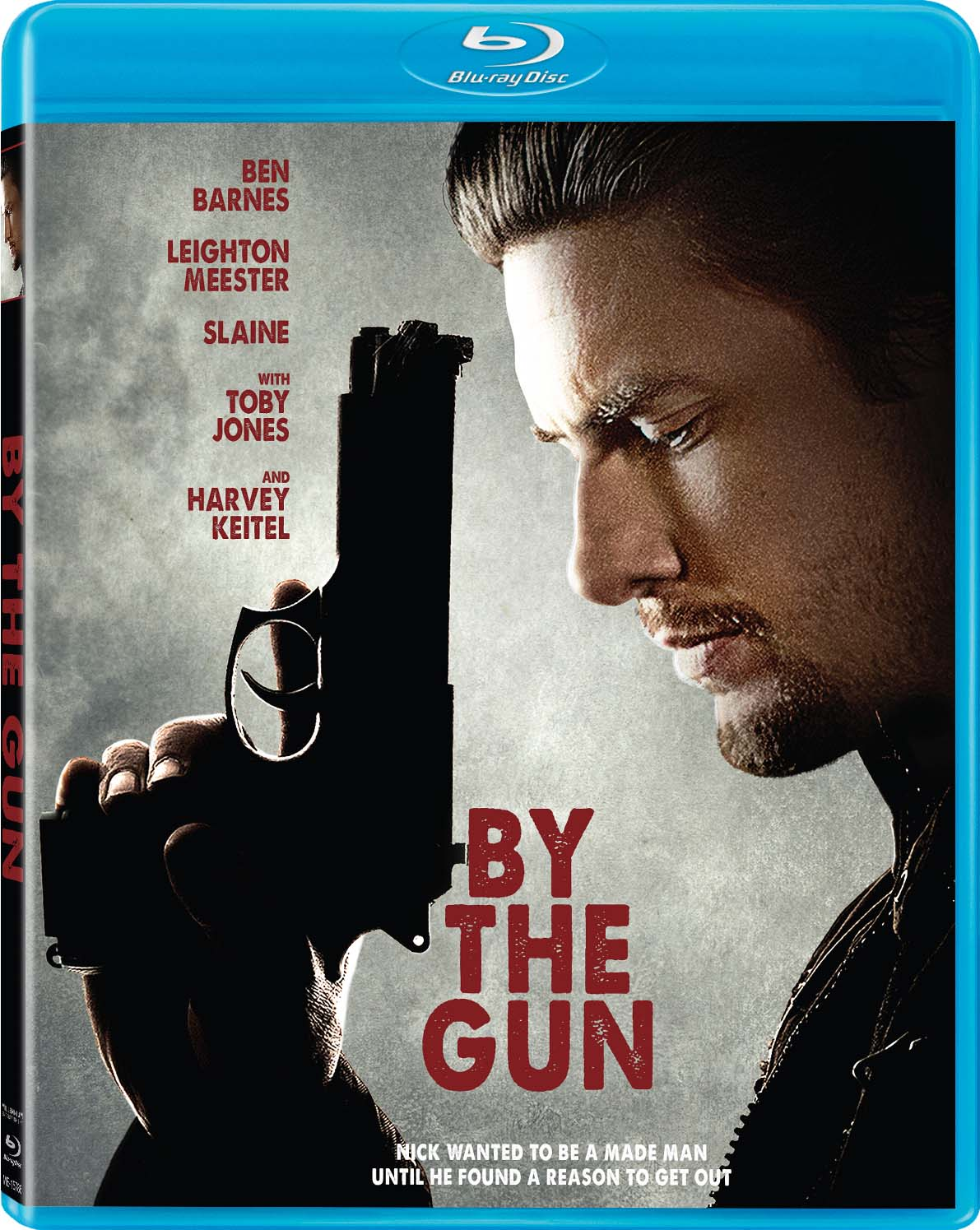 By The Gun Blu-ray Review