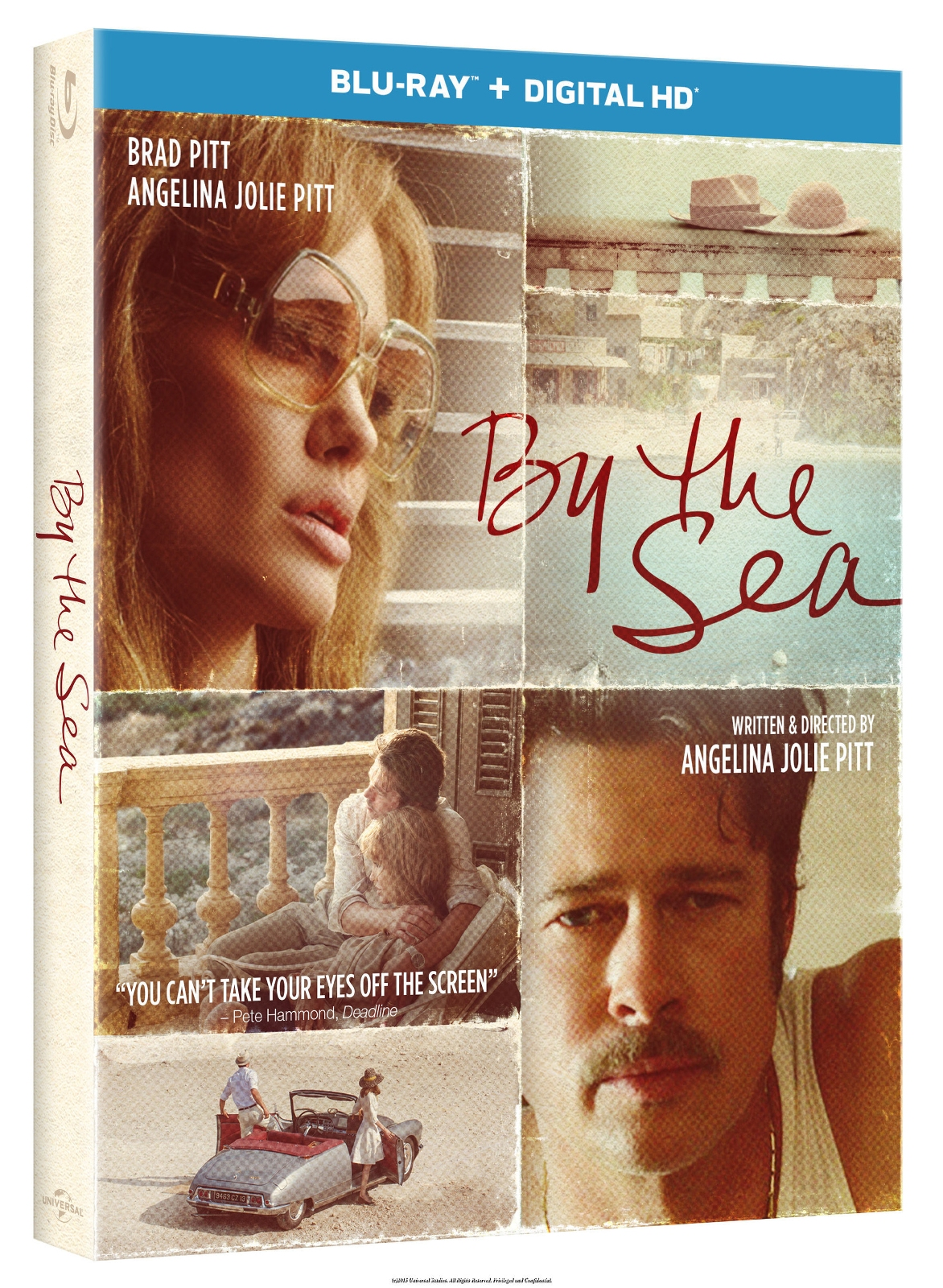 By The Sea Blu-ray Review