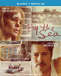 By The Sea Blu-ray Cover