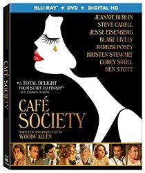 Cafe Society (Blu-ray + DVD + Digital HD)