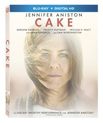 Cake (Blu-ray + DVD + Digital HD)
