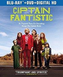 Captain Fantastic Blu-ray Cover