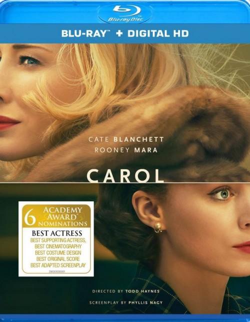 Carol Blu-ray Review