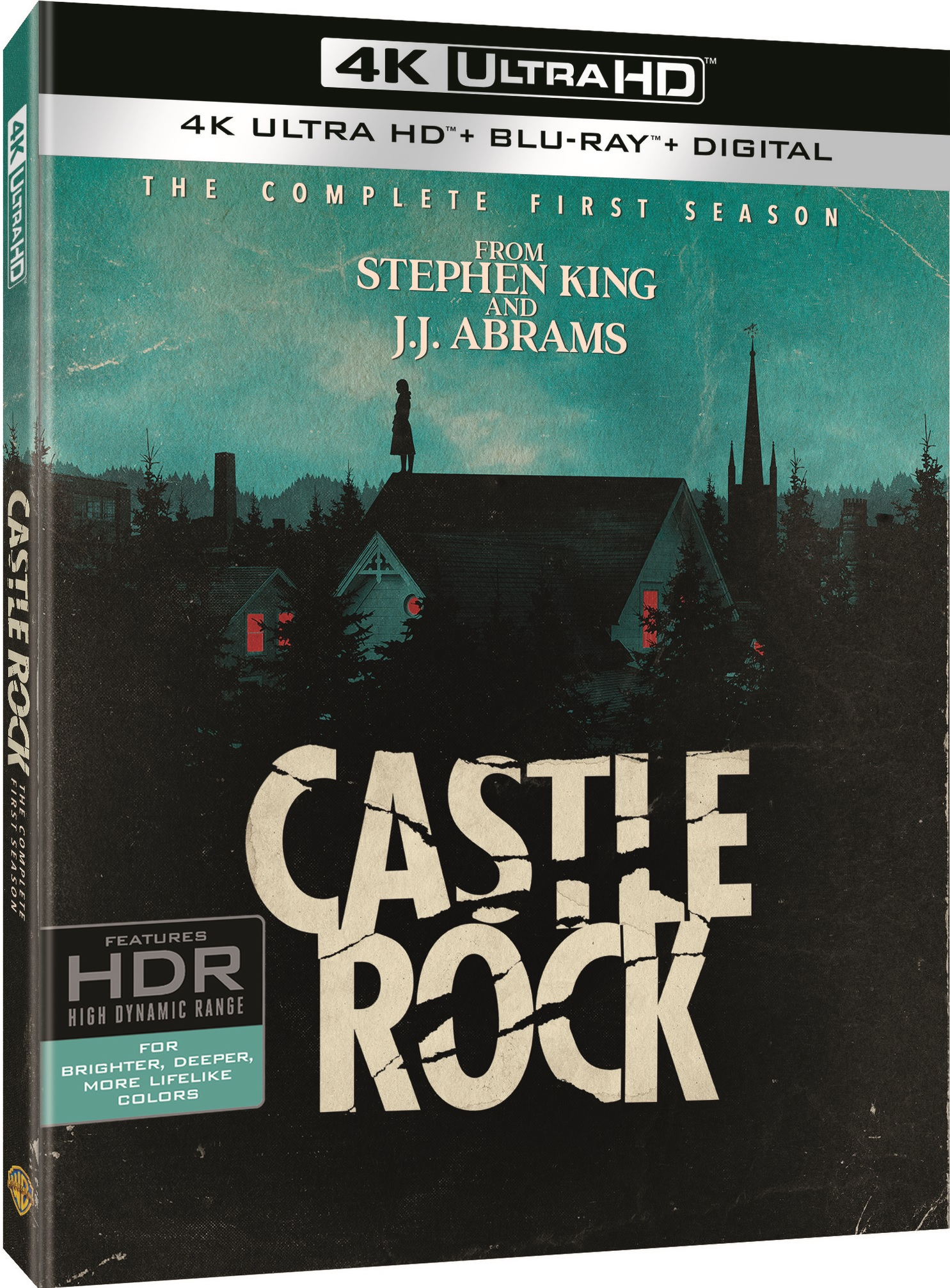 Castle Rock Season One  Blu-ray Review
